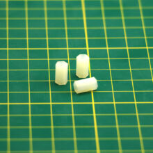 اسپیسر پلاستیکی ۶ گوش ۱۰mm
