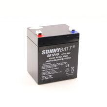 باتری خشک ۱۲ ولت ۴.۵ آمپر ساعت