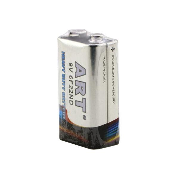 باتری کتابی 9 ولت ART