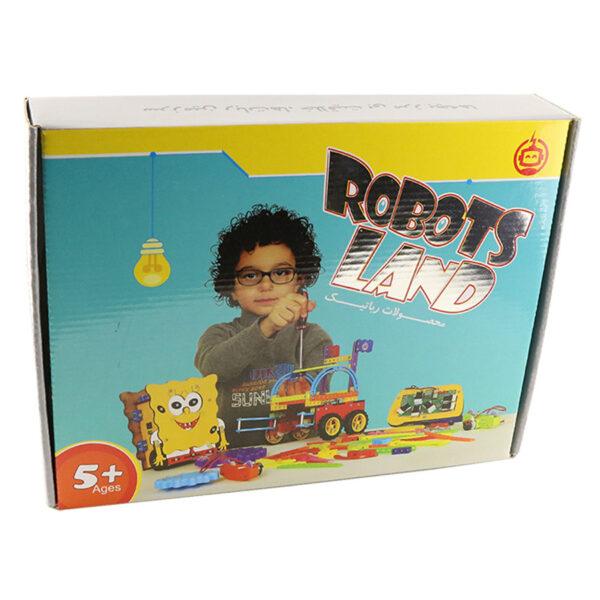 بسته رباتیک اوینااینو
