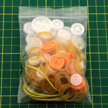 بسته پولی و تسمه پلاستیکی
