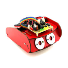 بسته ربات مسیریاب ۶ سنسور اوینا