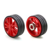 رینگ و لاستیک چرخ ۲.۳×۵.۵×۰.۴ (آلن خور)