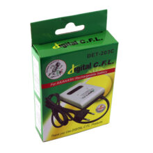 شارژر باتری ۴ تایی قلمی و نیم قلمی و کتابی / ۱.۲ – ۱.۵ – ۹ ولت