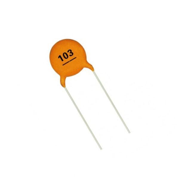 خازن عدسی 103 (10nF)