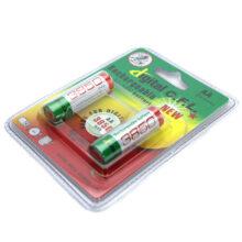 بسته ۲ عددی باتری قلمی شارژی نیکل هیبرید فلز ۳۸۵۰ میلی آمپر ۱.۲ ولت CFL
