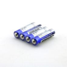 بسته ۴ عددی باتری قلمی معمولی Camelion