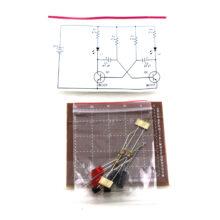 ماژول / کیت آموزشی چراغ چشمک زن ترانزیستوری
