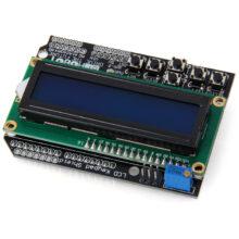 ماژول / شیلد LCD کاراکتری ۱۶×۲ با کی پد کنترل