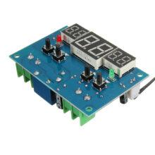ماژول / شیلد کنترل دمای هوشمند دیجیتال ۱۲ ولت HW-559