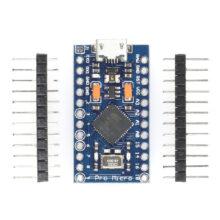 ماژول آردوینو Pro Micro با پردازنده ATmega32u4