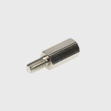 اسپیسر فلزی ۶ گوش FM 10mm