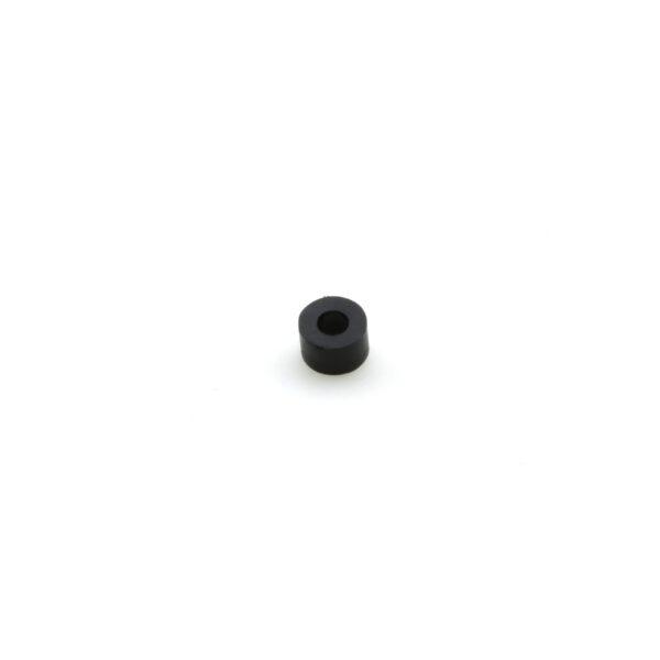 اسپیسر لاستیکی استوانه ای 5mm سوراخ 4mm