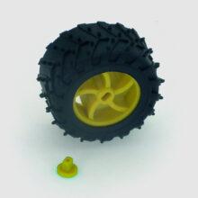 رینگ و لاستیک و تبدیل چرخ ۲.۸×۵.۵×۰.۲