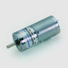 موتور گیربکس دار ZGA25 100 rpm 12V