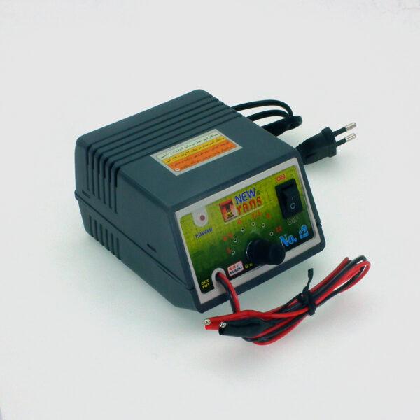 منبع تغذیه ولتاژ متغیر 3تا12 ولت 2آمپر