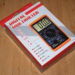 مولتی متر دیجیتال DT860D