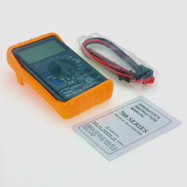 مولتی متر دیجیتال DT700D