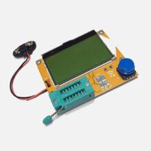 مولتی متر (تستر) LCR قطعات الکترونیکی آموزشی