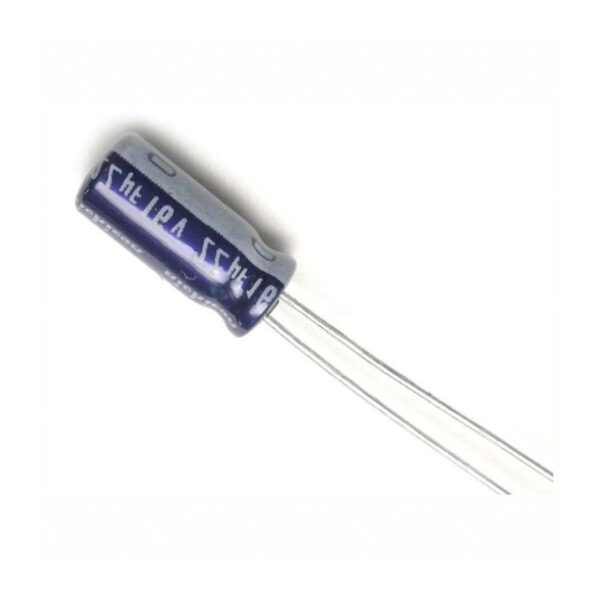 خازن الکترولیت 22میکرو فاراد 16 ولت