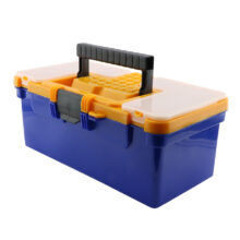جعبه ابزار پالت دار رنگی کوچک