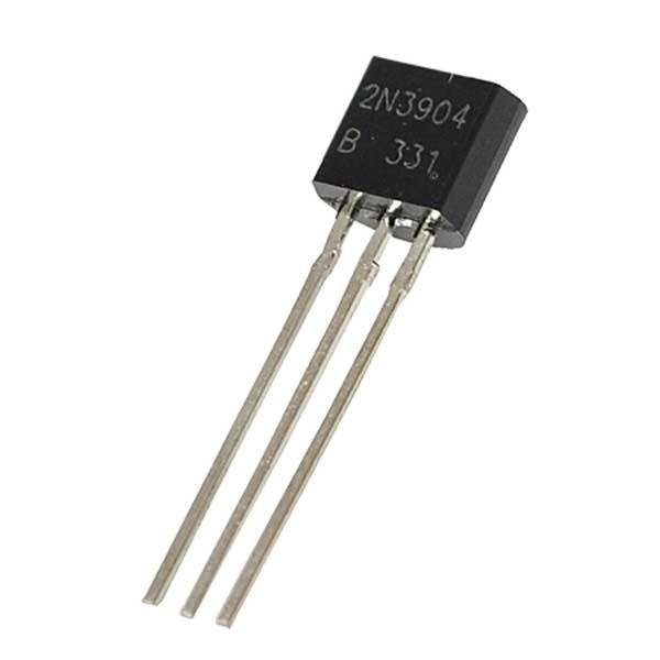 ترانزیستور 2N3904 NPN عمومی کوچک