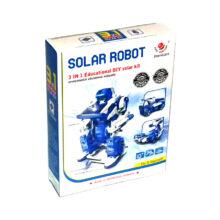 بسته سرگرمی آموزشی ربات خورشیدی ۳×۱ آدم آهنی