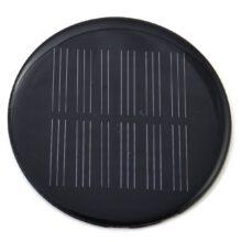 سلول خورشیدی دایره ای ۳ ولت ۱۰۰ میلی آمپر