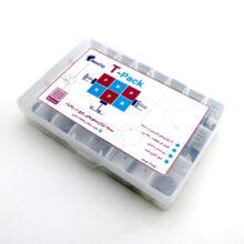 بسته ترانزیستور های رایج در رباتیک