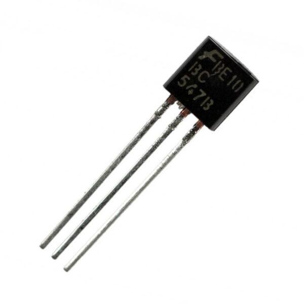 ترانزیستور BC547 NPN عمومی کوچک