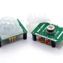 ماژول / شیلد تشخیص حرکت PIR HC-SR501