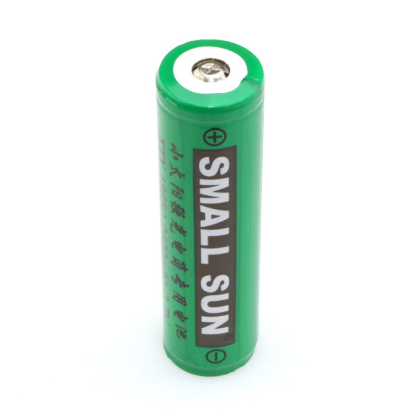 باتری 18650 لیتیوم یون 2400 میلی آمپر 3.7 ولت