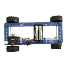 بسته ربات ماشین ساده ۴ چرخ مونتاژ نشده