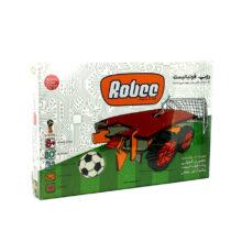 بسته رباتیک روبی مدل ربات فوتبالیست R201