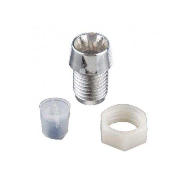 قاب LED 5mm پلاستیکی